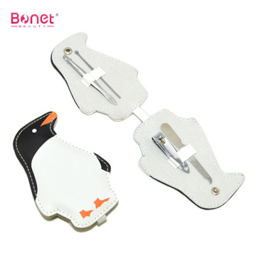 Cute Animal Penguin Shape Manicure Set