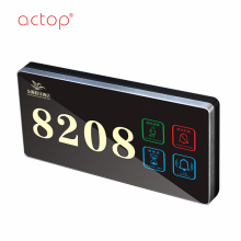 Actop front door hardware for star hotel