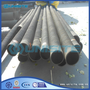 High pressure rubber hoses
