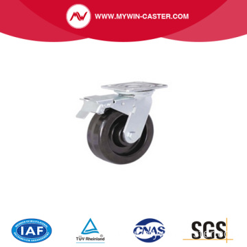 8 Inch Phenolic Heavy Duty Caster