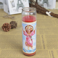 Private Label Spiritual 7days Religious Candles