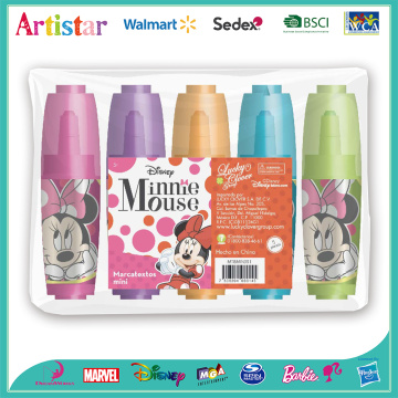 Minnie 5 mini highlighters