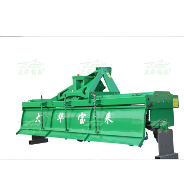 130hp 3-point linkage diesel gear drive iron rotary tiller for sale