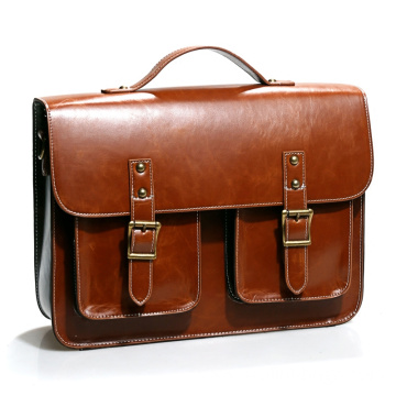 Shoulder Messenger Bag Laptop Bag Briefcase for Men