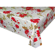 Knit a Pvc Printed fitted table covers