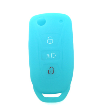 Silicone key cover case for tata zest
