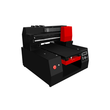 6090 UV LED Flatbed Tabletop Printer