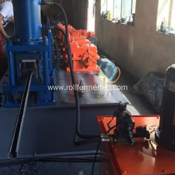 Steel bolting rollformer friction bolts rollforming line