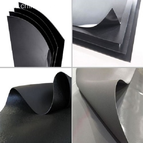 1.0mm Black HDPE Textured Geomembrane for Slope Protection