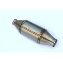 Round Hi-Flow Exhaust Tube Catalytic Converters