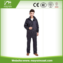 Facotry Price Top quality Logo Printed Rainsuit