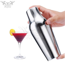 Customized for Cocktail Kit 600ml Stainless Steel Parisian Cocktail Shaker Set export to Armenia Manufacturer