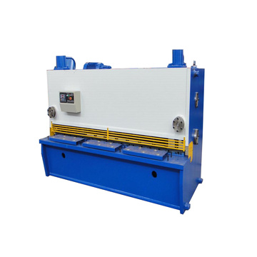 Large CNC Hydraulic Shearing Machine