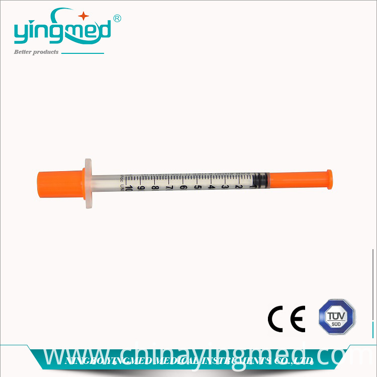 Insulin syringe (3)