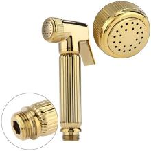 Amazon hot selling golden toilet hand held bidet