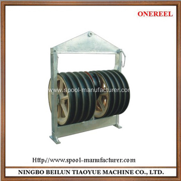 Good Quality for Nylon Pulley rope hoist pulley wheel block supply to Italy Wholesale