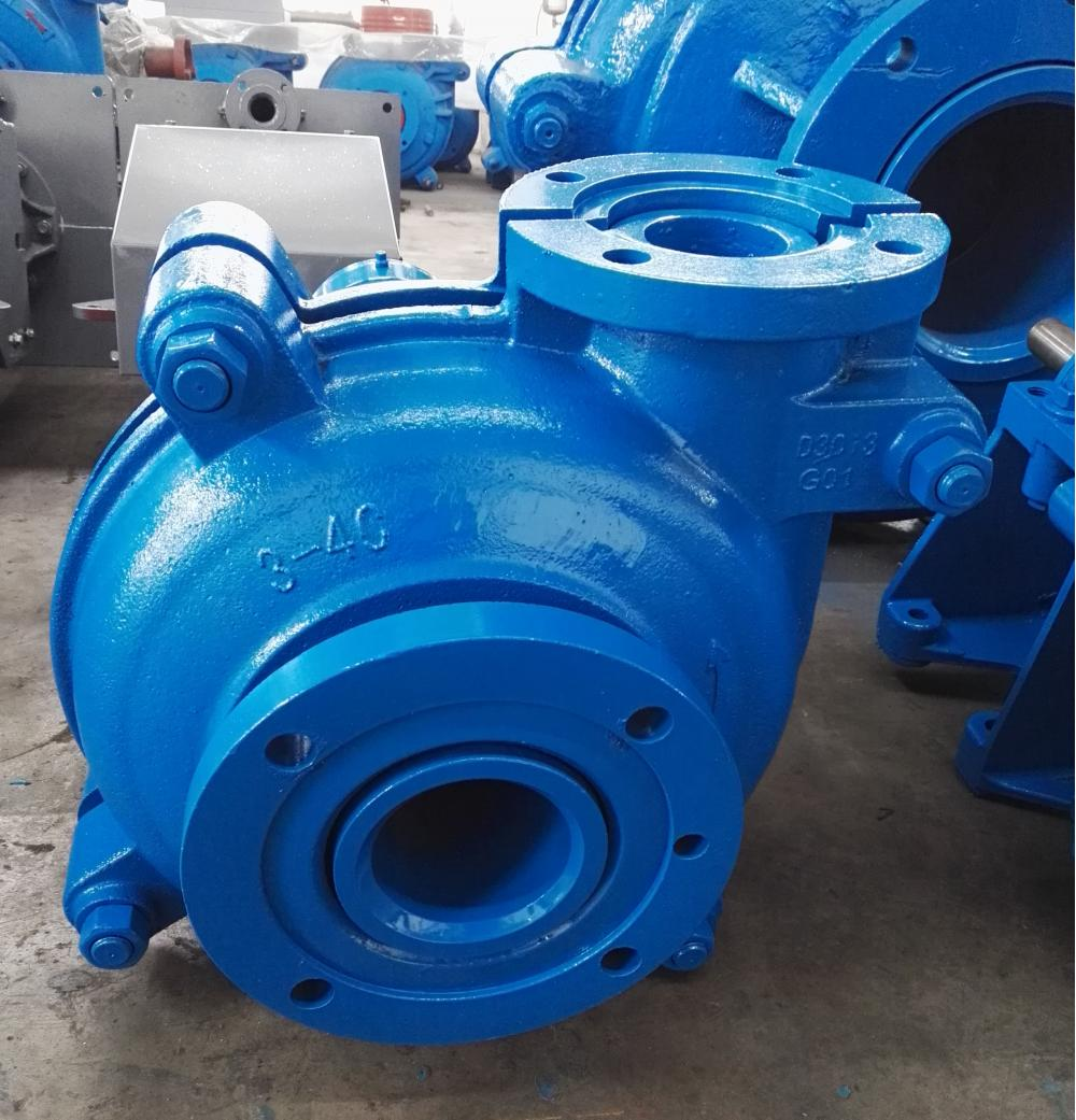 4/3C-AH heavy Duty Slurry Pump