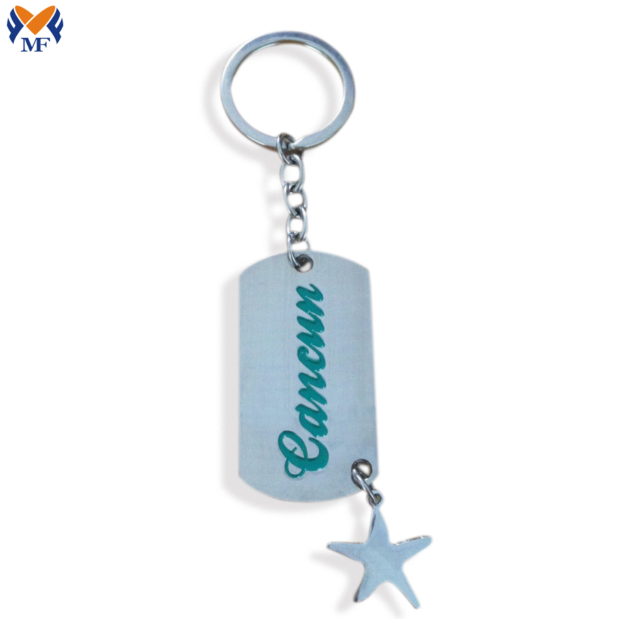 Tag Key Chain
