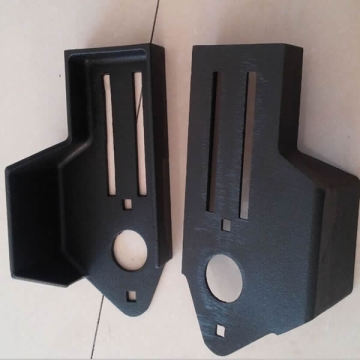 OEM manufacturer custom for Sand Casting Foundry High Resistant Iron Bracket Green Sand Casting export to India Importers