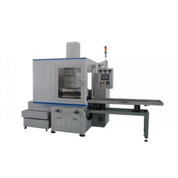 Power metallurgy parts batch surface grinding machine