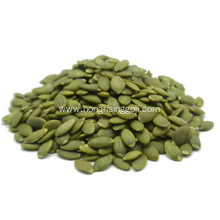 Nutty taste typical of pumpkin seeds