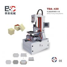 TDA-430 Semi-Automatic rigid box making
