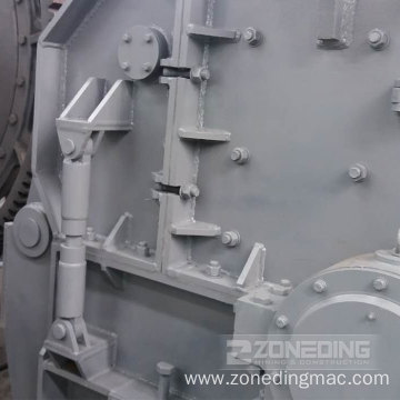160kw Simple Structure Concrete Fine Crusher