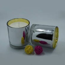 Wedding Aroma Soy Wax Candles in Silver Jar