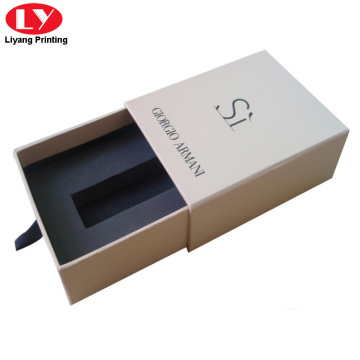 Lipstick Drawer Packaging Box with EVA Foam