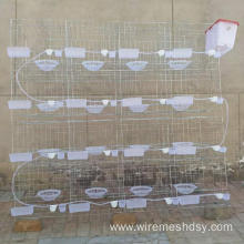 Bird pigeon cage/ pigeon breeding cage/ pigeon cage