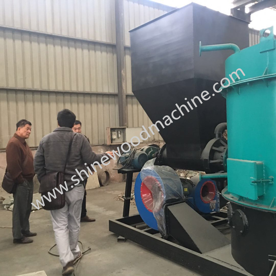 Roller Core Veneer Dryer Machine
