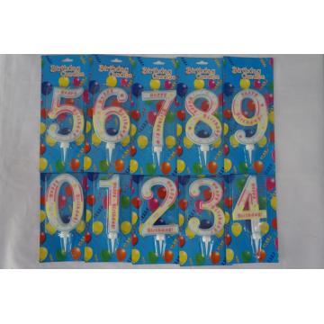 birthday number candle wholesale