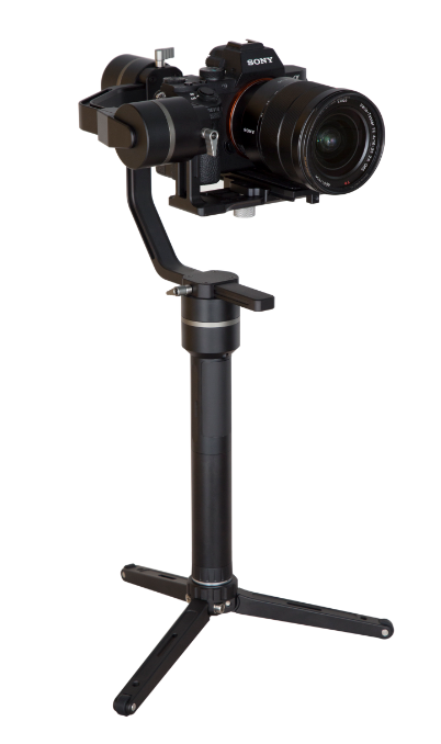 3-Axis 360 Degree Unlimited Rotation DSLR Gimbal