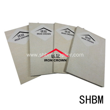 High Density Insulating Internal Fireproof MgSo4 Wall Board
