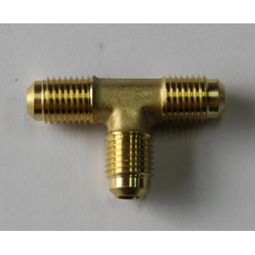 Refrigeration air conditioning brass fitting