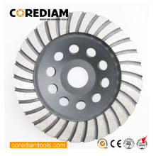 100mm Sinter Diamond Cup Wheel with super Quality