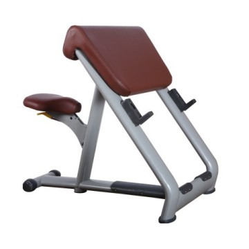 Professional Gym Strength Equipment Scott Bench