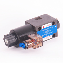 China for Solenoid Directional Valves Yuken DSG 01 2B2 Hydraulic Solenoid Directional Valve export to Angola Wholesale