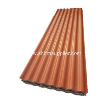 Warehouse Roofing Anti-Corrosion Mgo Roofing Sheet