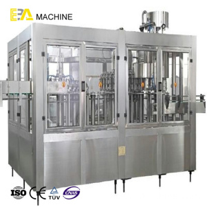3000BPH Bottle Mineral Water Washing Filling Capping Machine