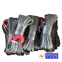 Best Quality for UHMWPE Mooring Rope UHMWPE Rope for Outdoor/Tugging/Lifting/Winch export to Burkina Faso Importers