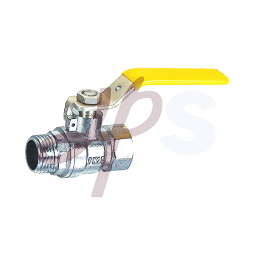 Brass Fm Thread Gas Ball Valve