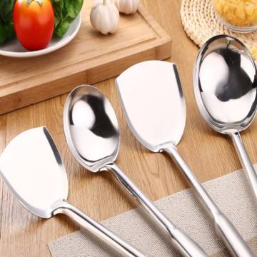 Stainless Steel Thickened Soup Spoon