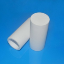 One end closed ceramic tube