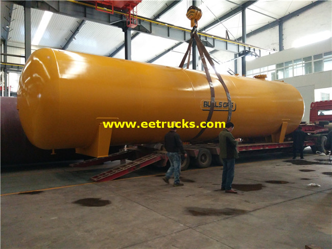 Bulk NH3 Storage Tanks