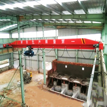 1 ton single beam brige crane
