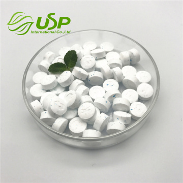 Sea-salt flavor sweetener stevia mints