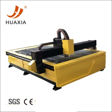 CNC table plasma cutting machine for duct