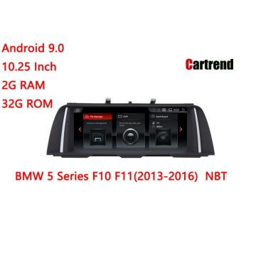 5 Series F10 F11 GPS Multimedia System