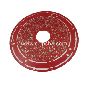 Standard 2Layer FR4 PCB Board in Round Shape